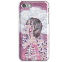 La Douleur Exquise iPhone Case/Skin
