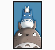 Totoro. by lorpo