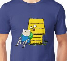 PEANUT ADVENTURE TIME Unisex T-Shirt