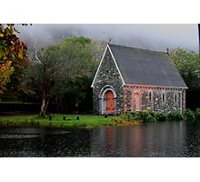 gouganebarra,church wst cork. Photographic Print