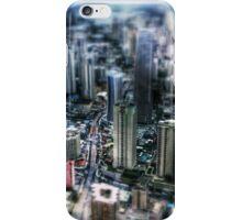 Apocalyptic Surfers Paradise - Tilt Shift iPhone Case/Skin