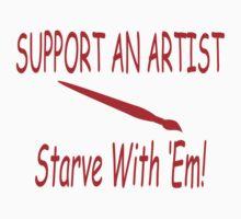 Support An Artist! by Danielle Davenport