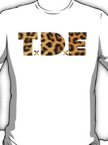 TDE Leopard  T-Shirt