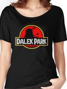 Dalek Park Women's Relaxed Fit T-Shirt