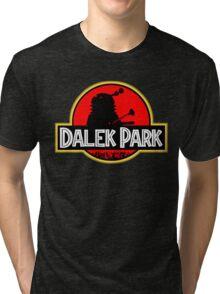 Dalek Park Tri-blend T-Shirt