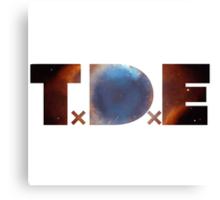 TDE Helix Nebula Canvas Print