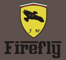 Firefly Ferrari Kids Clothes