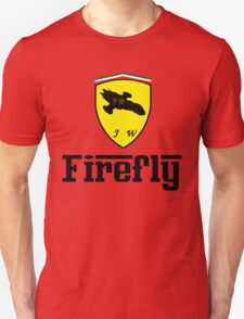 Firefly Ferrari Unisex T-Shirt