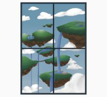 Floating Islands Window Kids Clothes
