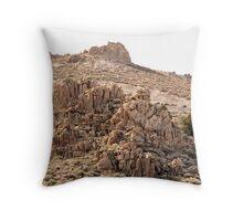 Rock Pile Throw Pillow