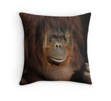 Patch Of Light Throw Pillow