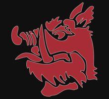Monty Python Black Knight Emblem by Jeff East