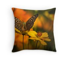 Nectar Flight Throw Pillow
