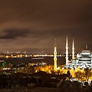 Blue Mosque by Mark Bolton