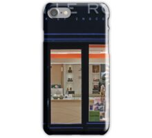 Shopfronts of Paris #05 iPhone Case/Skin