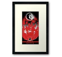 Ruby Rose Forest Framed Print