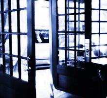 Coffeeshop Blues by jdflynn