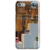 Shopfronts of Paris #06 iPhone Case/Skin