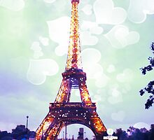 Romantic Paris by LLStewart