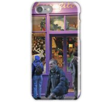 Shopfronts of Paris #08 iPhone Case/Skin