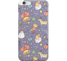 Christmas Chaos iPhone Case/Skin