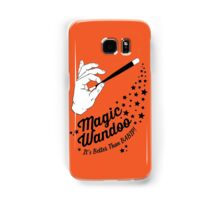 Magic Wandoo (Light Version) Samsung Galaxy Case/Skin