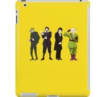 Blackadder iPad Case/Skin