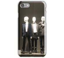 Shopfronts of Paris #14 iPhone Case/Skin