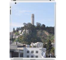 Coit Tower iPad Case/Skin
