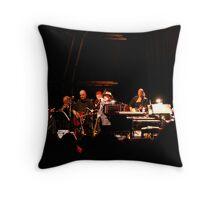 Van Morrison at Bowood House Throw Pillow