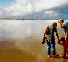 Three Generations by Murray Swift