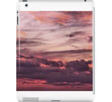 Maritime Sunset iPad Case/Skin
