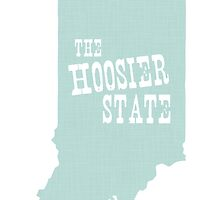 Indiana State Motto Slogan by surgedesigns
