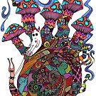 Snail Ride II by Octavio Velazquez