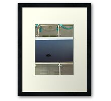 south brisbane 11 Framed Print