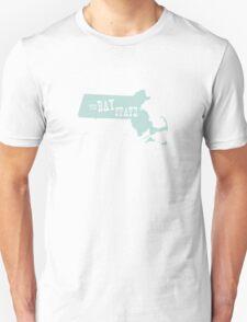 Massachusetts State Motto Slogan Unisex T-Shirt