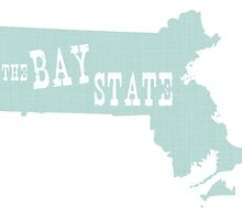 Massachusetts State Motto Slogan by surgedesigns