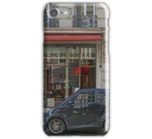 Shopfronts of Paris #26 iPhone Case/Skin