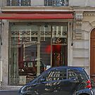 Shopfronts of Paris #26 by Murray Swift