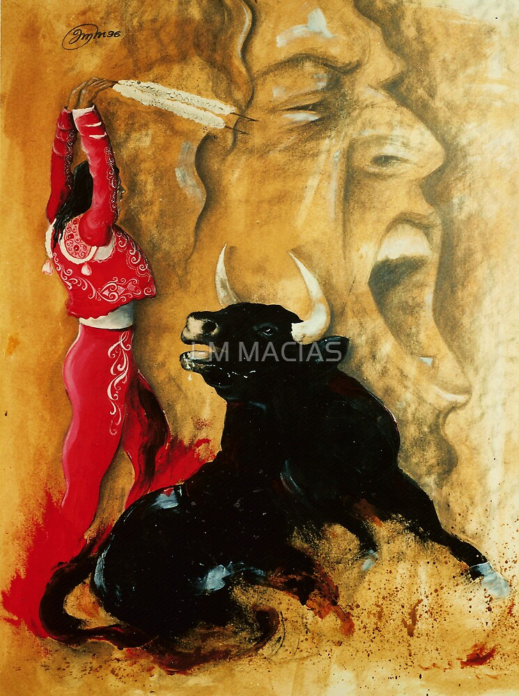 LE CRI by J-M MACIAS