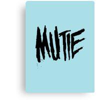 Mutie Canvas Print