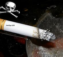 smoking kills by Cheryl Dunning
