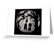 Into Limbo Greeting Card