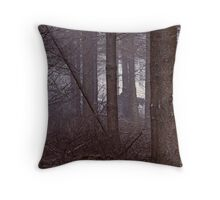 Under Growth Throw Pillow