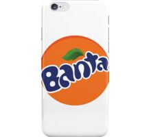 Banta (Fanta) iPhone Case/Skin