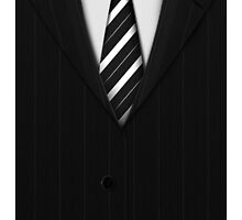 Suit and Tie by designjob