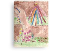 princess butterfly Canvas Print