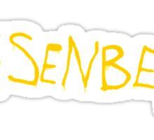 My name is Heisenberg - Graffiti Breaking Bad - iphone Sticker