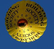 Hot-Air Balloon by jayt47