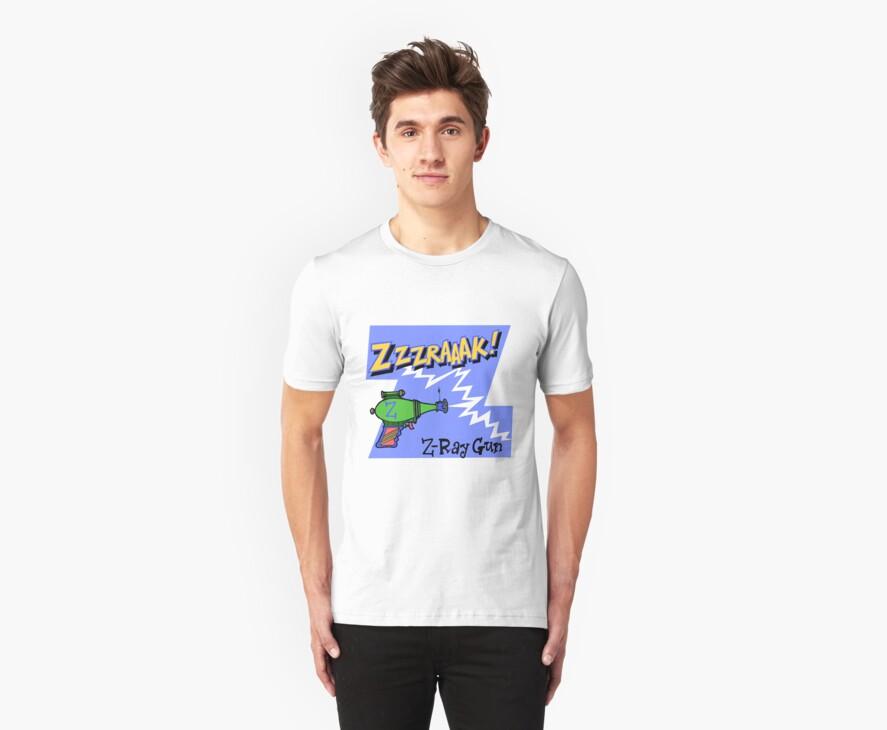 Raygun Z by johnkratovil